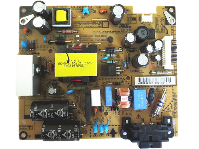 Power Supply Board 32LS3150-CA For LG LGP32P-12LPB EAX65035501/EAX64762501 力のアダプター