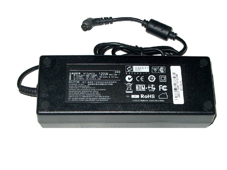TOSHIBA 19V 6.32A 120W LAPTOP POWER SUPPLY CORD AC ADAPTER